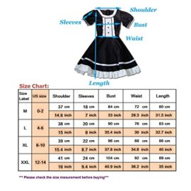 Colorful-House-Womens-Cosplay-French-Apron-Maid-Fancy-Dress-Costume-0-1