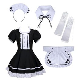 Colorful-House-Womens-Cosplay-French-Apron-Maid-Fancy-Dress-Costume-0-4