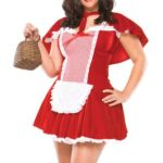 Coquette-Womens-Sexy-Riding-Hood-Adult-Costume-0-0