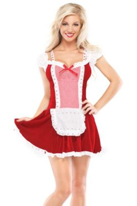 Coquette-Womens-Sexy-Riding-Hood-Adult-Costume-0-3