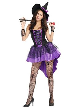 Corgy-Womens-3-Piece-Devil-Dress-Halloween-CostumeCobweb-Witch-Dress-Costume-with-Hat-Purple-0-0