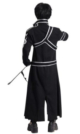Cos2be-SAO-Anime-Sword-Art-Online-Kirito-Cosplay-Costume-0-0