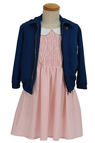 Cosdaddy-Eleven-Pink-Dress-Blue-Jacket-Costume-0