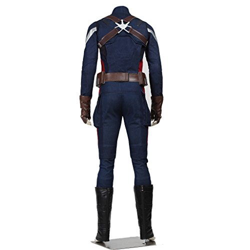 CosplayDiy-Mens-Costume-for-Captain-America-2-The-Winter-Soldier-Cosplay-0-0