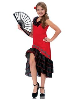 Costume-Culture-Womens-Senorita-Girls-Costume-0