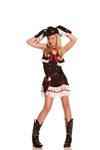 Cowgirl Cutie Sm Md Adult Womens Costume