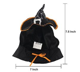 Cute-Hooded-Cloak-Witch-Wizard-Halloween-Costume-for-Small-Dogs-Cat-Kitten-Cat-Costume-0-2