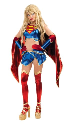 DC Comics Ame-comi Heroine Series Secret Wishes Supergirl Costume