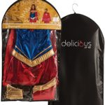 DC-Comics-Deluxe-Supergirl-Costume-With-Boot-Covers-0-1
