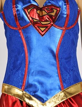 DC-Comics-Deluxe-Supergirl-Costume-With-Boot-Covers-0-3