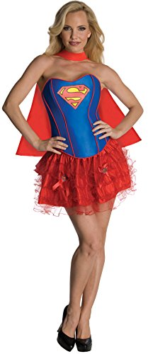 DC-Comics-Secret-Wishes-Supergirl-Corset-And-Tutu-Costume-0