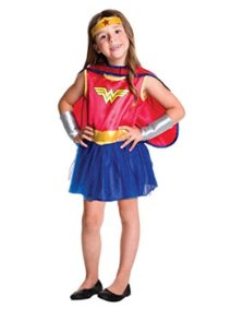 DC Comics Toddler Girls Wonder Woman Halloween Costume Tutu Dress  sc 1 st  Halloween Costumes Best & Best Superhero Costumes for Girls On Sale Now - Halloween Costumes Best