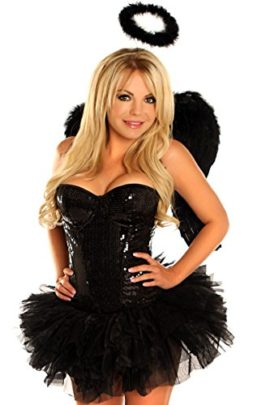 Daisy-Corsets-Womens-4-Piece-Sequin-Angel-Costume-0