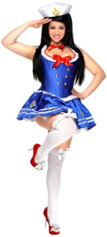 Daisy-Corsets-Womens-4-Piece-Sexy-First-Mate-Sailor-Costume-0