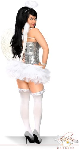 Daisy-Corsets-Womens-4-Piece-Sexy-Sequin-Angel-Costume-0-0