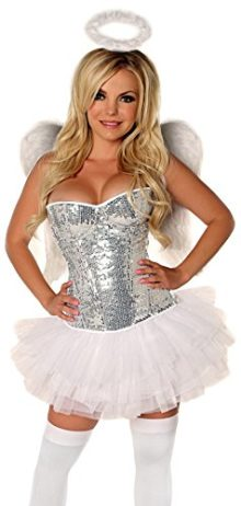 Daisy-Corsets-Womens-Elite-4-Piece-Sequin-Angel-Costume-0