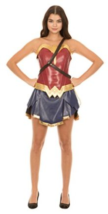 Dc-Comics-Wonder-Woman-Warrior-Corset-and-Skirt-Costume-Set-0