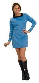 Deluxe-Classic-Star-Strek-Dress-Uniform-Costume-Medium-Dress-Size-0