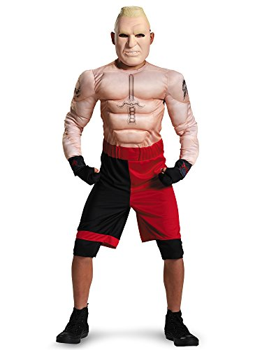 Disguise Brock Lesnar Classic Muscle WWE Costume