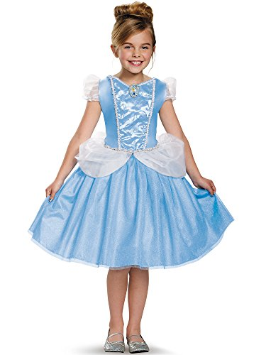 Disguise Cinderella Classic Disney Princess Cinderella Costume