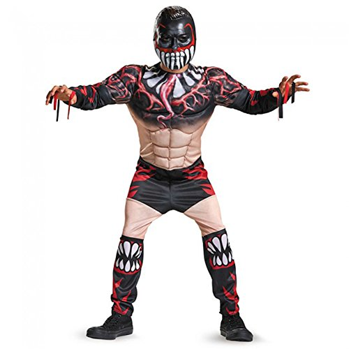 Disguise Fin Balor Classic Muscle WWE Costume