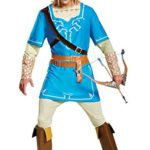 Disguise-Mens-Link-Breath-of-the-Wild-Deluxe-Adult-Costume-Blue-Medium-0