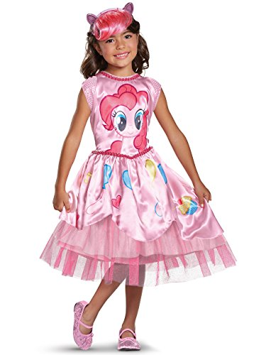 Disguise Pinkie Pie Movie Classic Costume