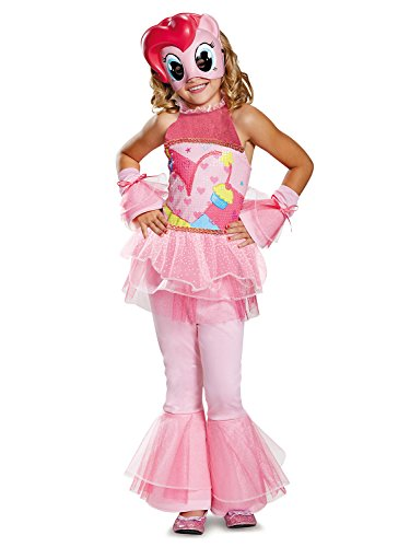 Disguise Pinkie Pie Movie Deluxe Costume
