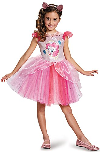 Disguise Pinkie Pie Tutu Deluxe My Lil' Pony Costume