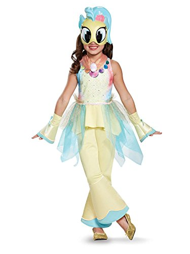 Disguise Princess Skystar Movie Deluxe Costume