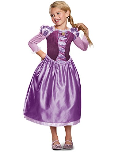 Disguise Rapunzel Day Dress Classic Costume