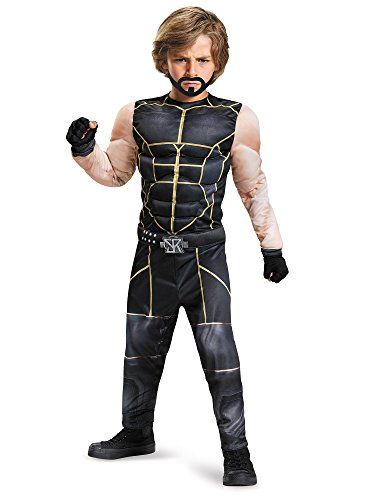 Disguise Seth Rollins Classic Muscle WWE Costume