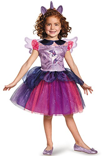 Disguise Twilight Sparkle Tutu Deluxe My Lil' Pony Costume
