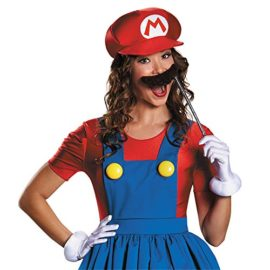 Disguise-Womens-Mario-Skirt-Version-Adult-Costume-0-0