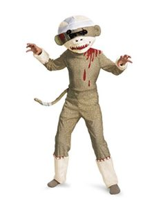 Disguise-Zombie-Sock-Monkey-Boys-Costume-0