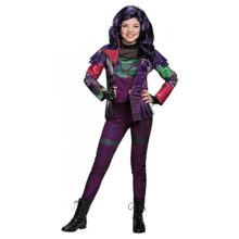 Disney-Descendants-Mal-Prestige-Girls-Child-Kids-Costume-Coolie-0