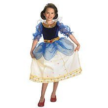Disney-Princess-Jewels-Snow-White-Costume-Size-7-8-0