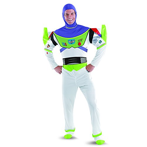 Disney Toy Story – Buzz Lightyear Deluxe Adult Costume