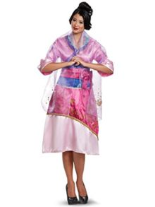 Mulan Costumes for Women