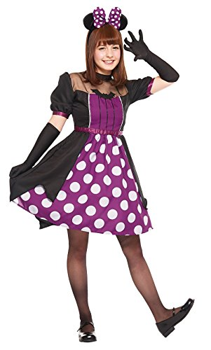 Disneys-Minnie-Mouse-Costume-V&ire-Minnie-TeenWomens-STD-  sc 1 st  Halloween Costumes Best : teen minnie mouse costume  - Germanpascual.Com