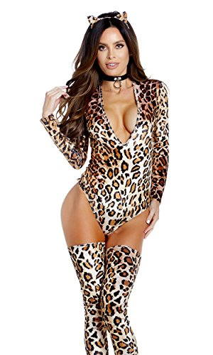 Dont Be Catty Sexy Cat Costume