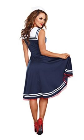 Dreamgirl-Womens-All-Aboard-Costume-0-0
