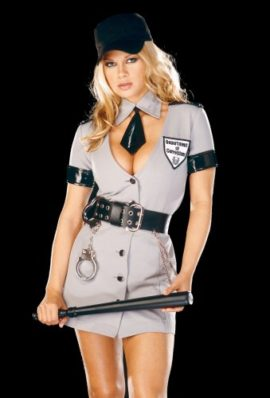 Dreamgirl-Womens-Corrections-Officer-Costume-0