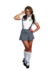 Dreamgirl-Womens-Naughty-to-Nerdy-Plaid-Schoolgirl-Costume-0
