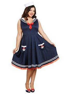 Dreamgirl-Womens-Plus-Size-All-Aboard-0