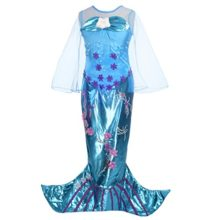 Dressy-Daisy-Girls-Princess-Mermaid-Costumes-Fancy-Dress-Up-Halloween-Costume-0