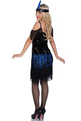 Elevate-Costumes-Deluxe-Miss-Elsie-Blue-and-Black-Flapper-Costume-0-0