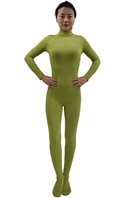 Ensnovo-Womens-Lycra-Spandex-Zentai-Suits-One-Piece-Footed-Unitard-0-0