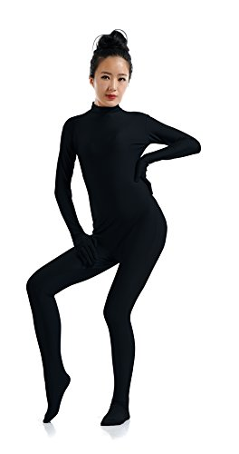 Ensnovo-Womens-One-Piece-Unitard-Full-Body-suit-Lycra-Spandex-Skin-Tights-0-0