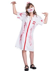 EraSpooky-Girls-Halloween-Zombie-Nurse-Costume-0